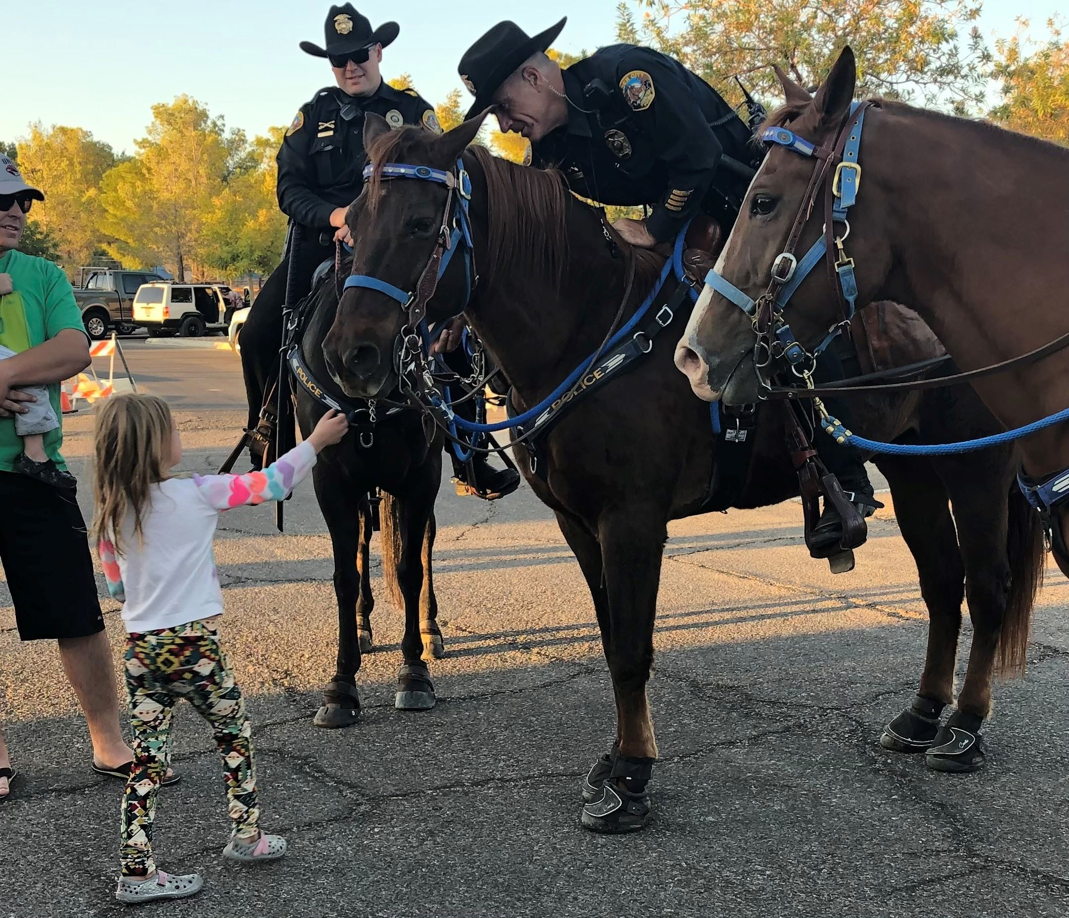 2019 National Night Out - Mounted Police Unit 2
